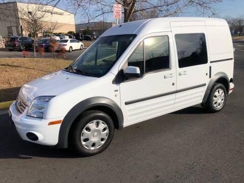 2013 Ford Transit Connect for sale at Dreams Auto Sales LLC in Leesburg VA