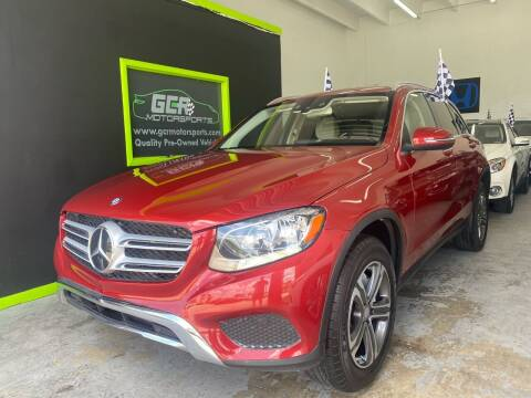 2016 Mercedes-Benz GLC for sale at GCR MOTORSPORTS in Hollywood FL