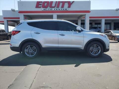 2017 Hyundai Santa Fe Sport for sale at EQUITY AUTO CENTER in Phoenix AZ