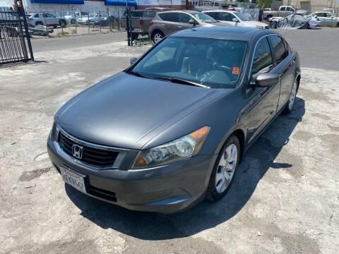 2009 Honda Accord for sale at 101 Auto Sales in Sacramento CA