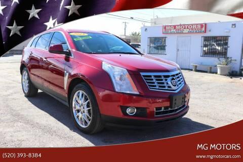 2013 Cadillac SRX for sale at MG Motors in Tucson AZ