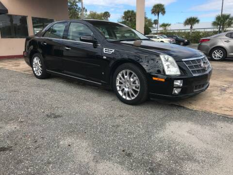 2009 Cadillac STS for sale at AutoVenture Sales And Rentals in Holly Hill FL