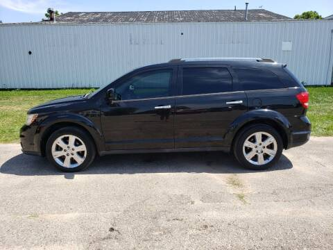 2012 Dodge Journey for sale at Steve Winnie Auto Sales in Edmore MI