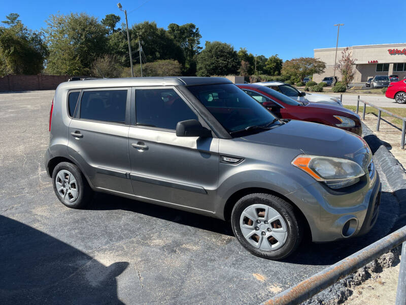 2013 Kia Soul for sale at Ron's Used Cars in Sumter SC