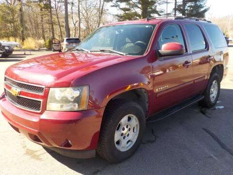 2007 Chevrolet Tahoe for sale at RTE 123 Village Auto Sales Inc. in Attleboro MA