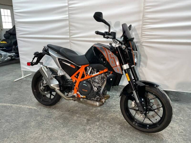 2014 KTM 690 Duke for sale at Kent Road Motorsports in Cornwall Bridge CT