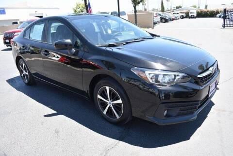 2020 Subaru Impreza for sale at DIAMOND VALLEY HONDA in Hemet CA