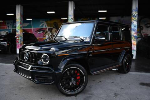 2019 Mercedes-Benz G-Class for sale at STS Automotive - Miami, FL in Miami FL