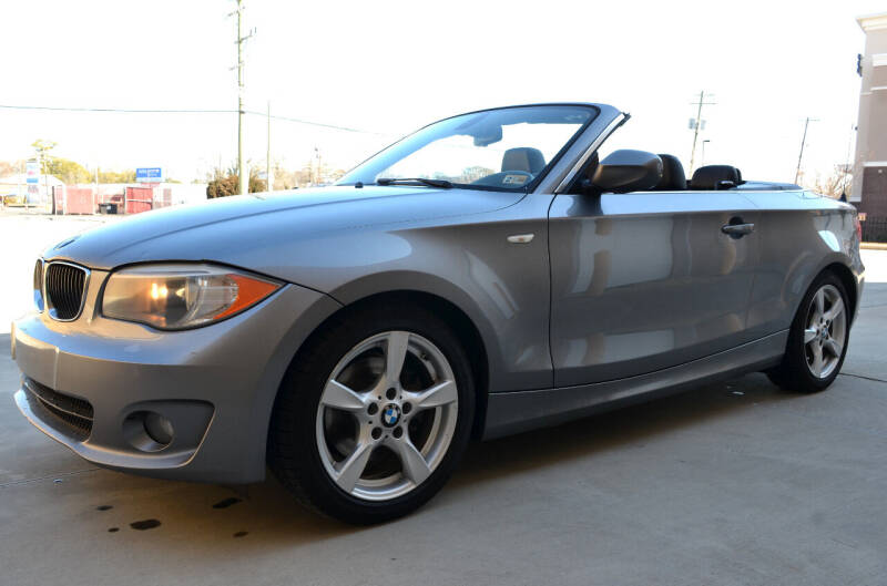 2012 BMW 1 Series for sale at Wheel Deal Auto Sales LLC in Norfolk VA