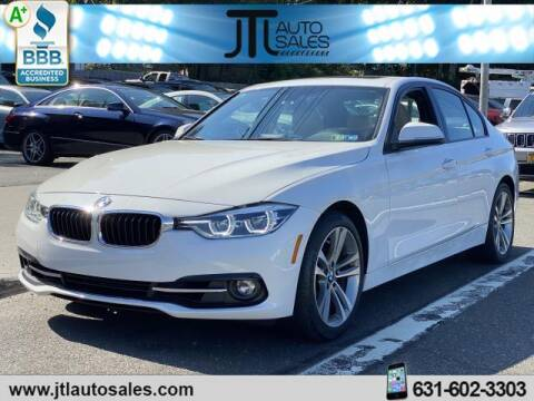 2016 BMW 3 Series for sale at JTL Auto Inc in Selden NY