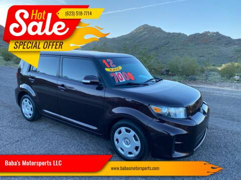 2012 Scion xB for sale at Baba's Motorsports, LLC in Phoenix AZ