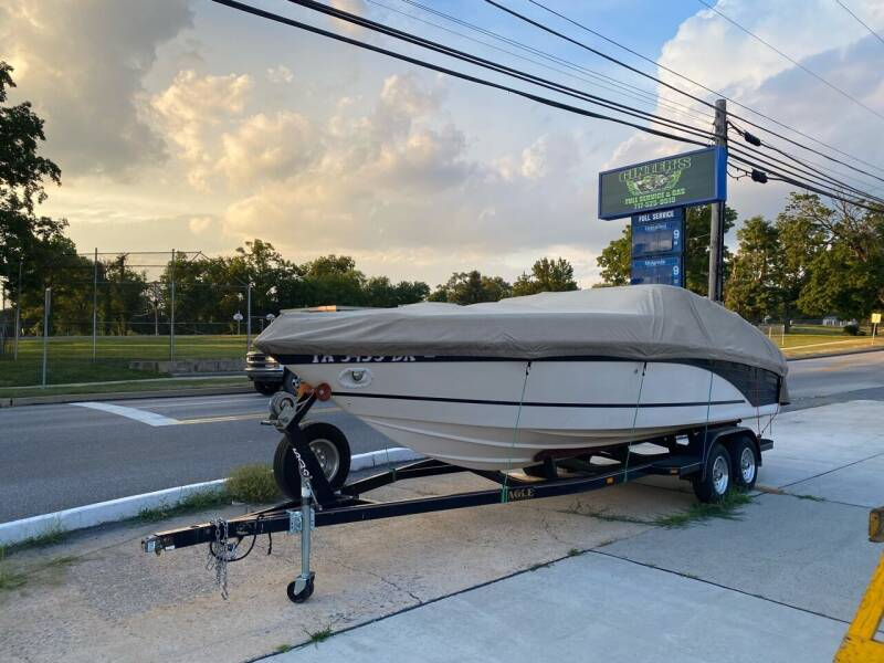 1994 Celebrity 240 Status Bow Rider for sale at Ginters Auto Sales in Camp Hill PA