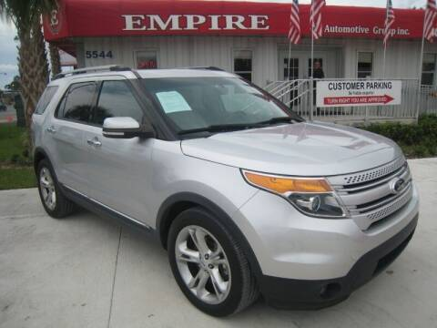 2014 Ford Explorer for sale at Empire Automotive Group Inc. in Orlando FL