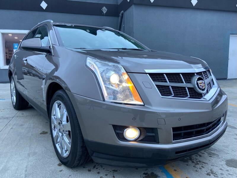 2012 Cadillac SRX for sale at NUMBER 1 CAR COMPANY in Detroit MI