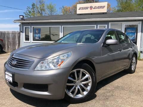2008 Infiniti G35 for sale at Star Cars LLC in Glen Burnie MD