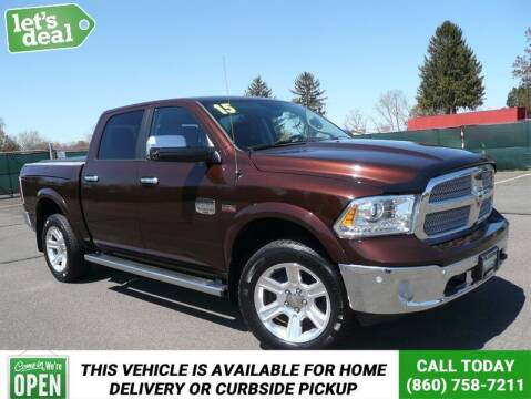2015 RAM Ram Pickup 1500 for sale at Shamrock Motors in East Windsor CT