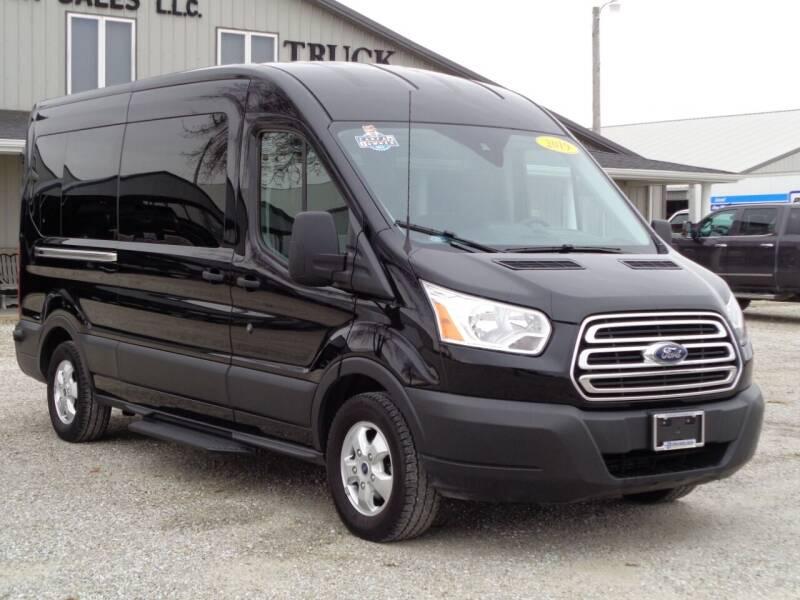 2019 Ford Transit Passenger for sale at Burkholder Truck Sales LLC (Edina) in Edina MO