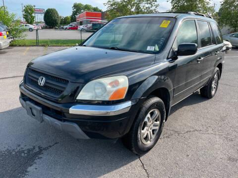 2004 Honda Pilot for sale at Diana Rico LLC in Dalton GA