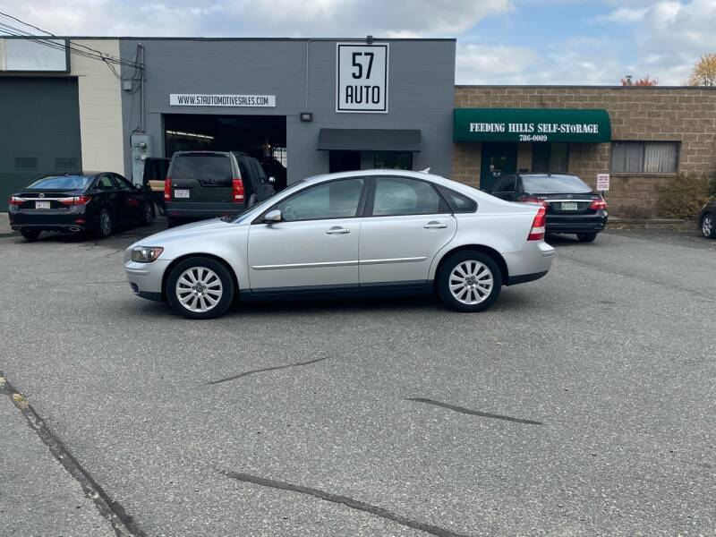2004 Volvo S40 for sale at 57 AUTO in Feeding Hills MA