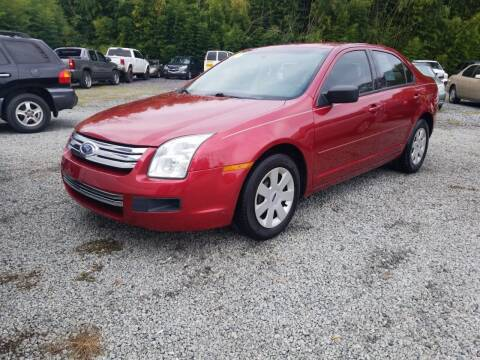 2006 Ford Fusion for sale at TR MOTORS in Gastonia NC