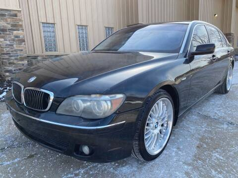2006 BMW 7 Series for sale at Prime Auto Sales in Uniontown OH