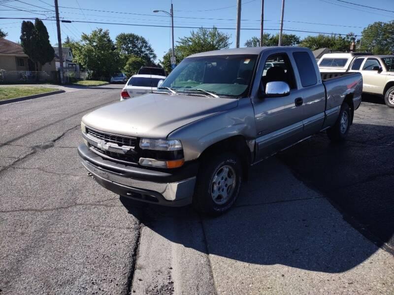 1999 Chevrolet Silverado 1500 for sale at Flag Motors in Columbus OH