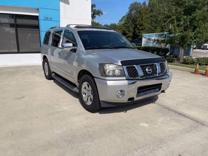 2007 Nissan Armada for sale at ETS Autos Inc in Sanford FL