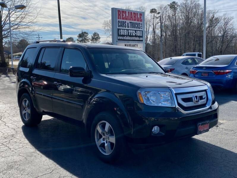 2010 Honda Pilot for sale at Reliable Cars & Trucks LLC in Raleigh NC