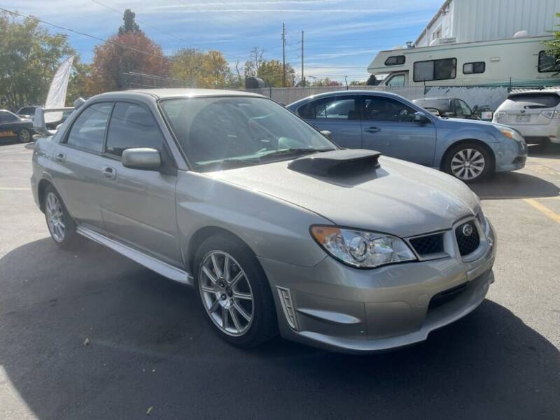 2007 Subaru Impreza for sale at The Subie Doctor in Denver CO