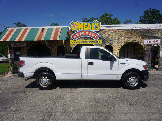 2013 Ford F-150 for sale at Oneal's Automart LLC in Slidell LA