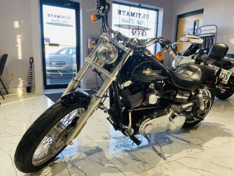 2012 HARLEY DAVIDSON FXDC SUPERGLIDE for sale at Ultimate Auto Deals DBA Hernandez Auto Connection in Fort Wayne IN
