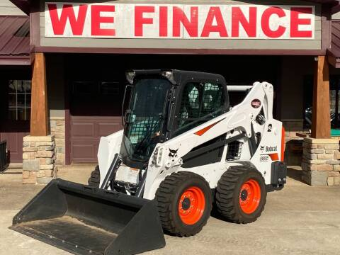 2019 Bobcat S595 skid loader for sale at Affordable Auto Sales in Cambridge MN