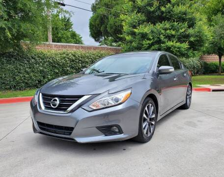 2017 Nissan Altima for sale at International Auto Sales in Garland TX