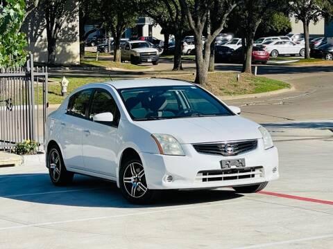 2010 Nissan Sentra for sale at Texas Drive Auto in Dallas TX