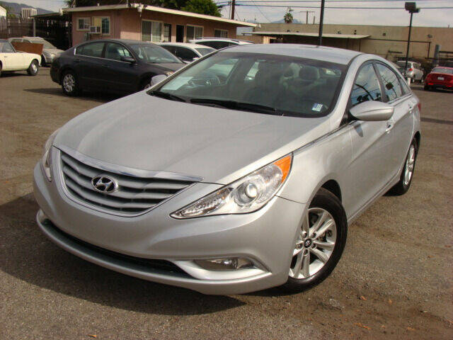 2013 Hyundai Sonata for sale at L.A. Motors in Azusa CA