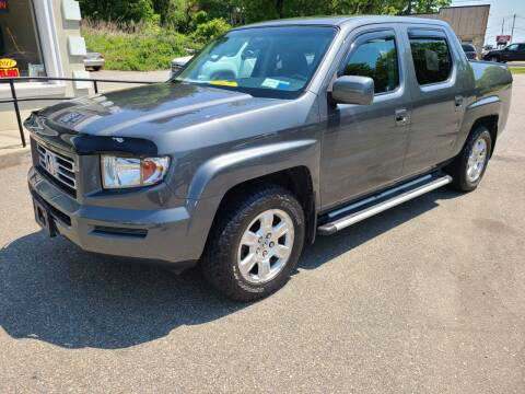 2008 Honda Ridgeline for sale at New Jersey Automobiles and Trucks in Lake Hopatcong NJ