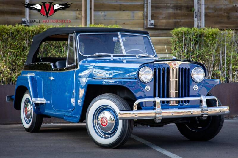 1949 Willys Jeepster for sale in San Diego, CA