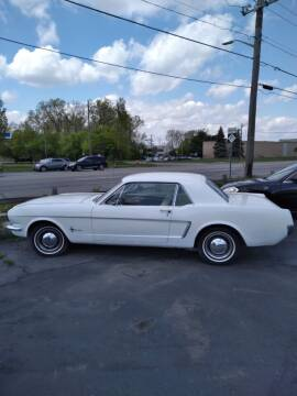 1965 Ford Mustang for sale at D and D All American Financing in Warren MI