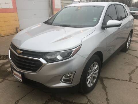 2020 Chevrolet Equinox for sale at SUNSET CURVE AUTO PARTS INC in Weyauwega WI