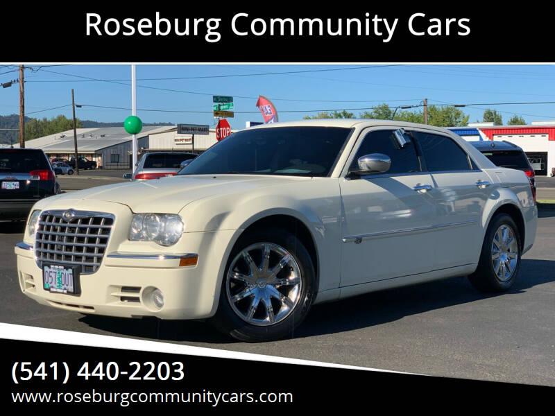 2008 Chrysler 300 for sale at Roseburg Community Cars in Roseburg OR