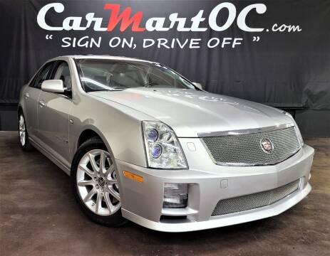 2007 Cadillac STS-V for sale at CarMart OC in Costa Mesa CA