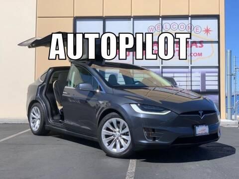 2016 Tesla Model X for sale at Las Vegas Auto Sports in Las Vegas NV