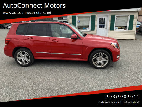 2015 Mercedes-Benz GLK for sale at AutoConnect Motors in Kenvil NJ