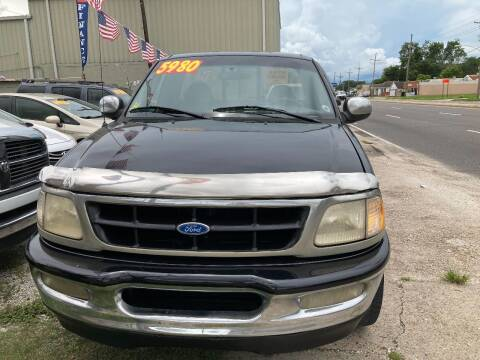 1997 Ford F-150 for sale at CHEAPIE AUTO SALES INC in Metairie LA