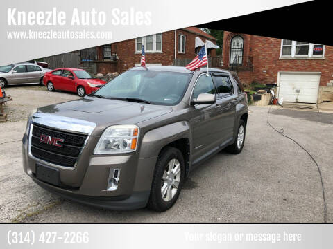 2012 GMC Terrain for sale at Kneezle Auto Sales in Saint Louis MO