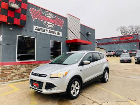 2014 Ford Escape for sale at Chema's Autos & Tires in Tyler TX
