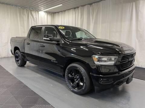 2019 RAM Ram Pickup 1500 for sale at Monster Motors in Michigan Center MI