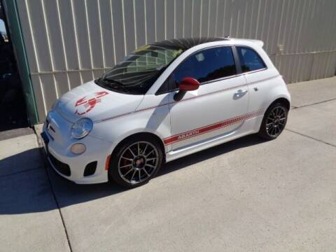 2012 FIAT 500 for sale at De Anda Auto Sales in Storm Lake IA
