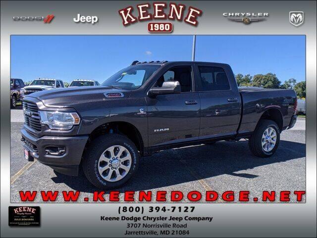 2021 RAM Ram Pickup 2500 for sale in Jarrettsville, MD