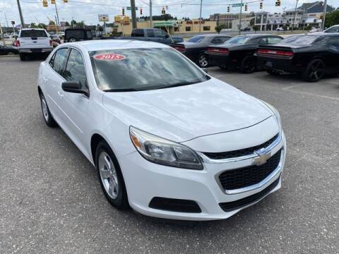 2015 Chevrolet Malibu for sale at Sell Your Car Today in Fayetteville NC